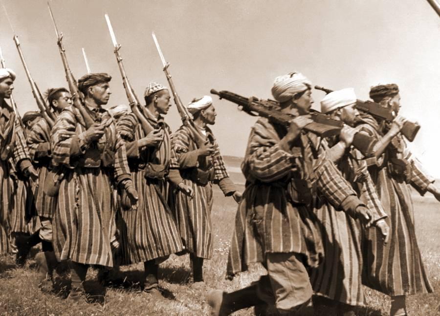 Американские насильники в Отечественной Войне