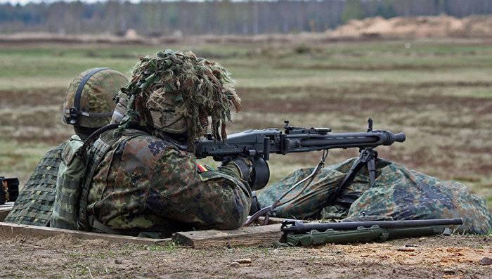 В ФРГ подсчитали, сколько за 25 лет потратили на военные миссии за рубежом