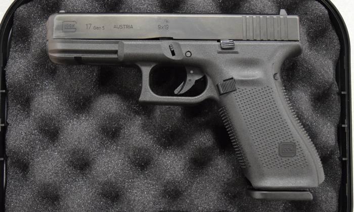 Glock apresentou uma nova geração de pistolas