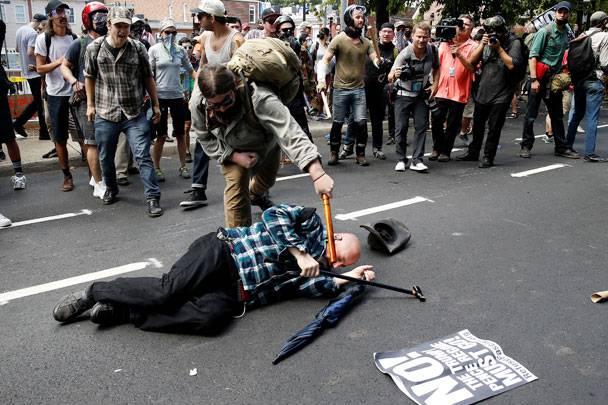 «Началась Гражданская война – только в иной форме»