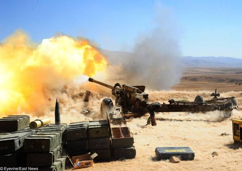 """""""Хезболла"""" объявила о победе над ИГИЛ на востоке Ливана"""