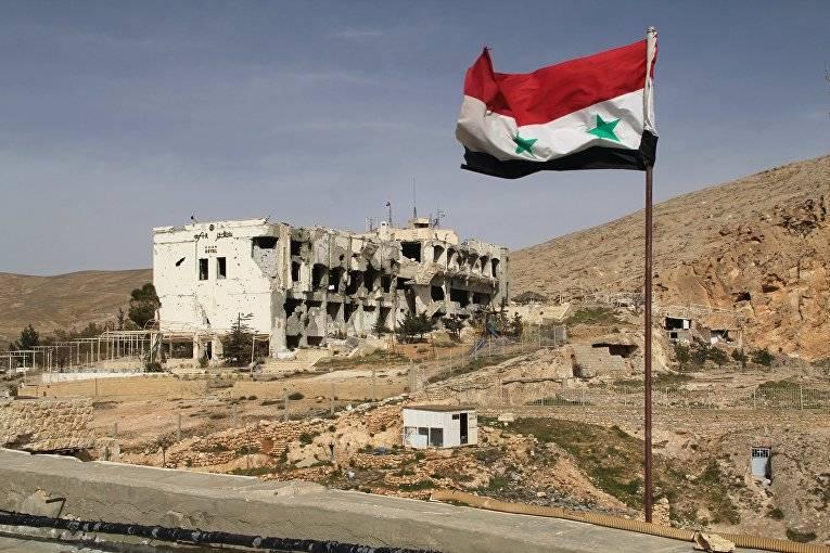 Губернатор провинции Хомс призвал оппозицию взоне деэскалации к абсолютному примирению