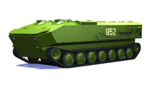 """Innovative MGT können die """"Motolega"""" in der russischen Armee ersetzen"""