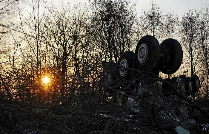 МИД Польши вручил послуРФ ноту относительно трудностей расследования авиакатастрофы под Смоленском
