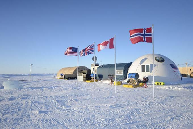 Арктическая угроза