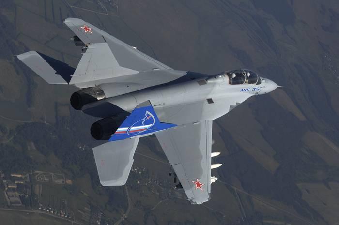 Nizhny Novgorod Sokol comenzará la producción del MiG-35 a partir de 2018