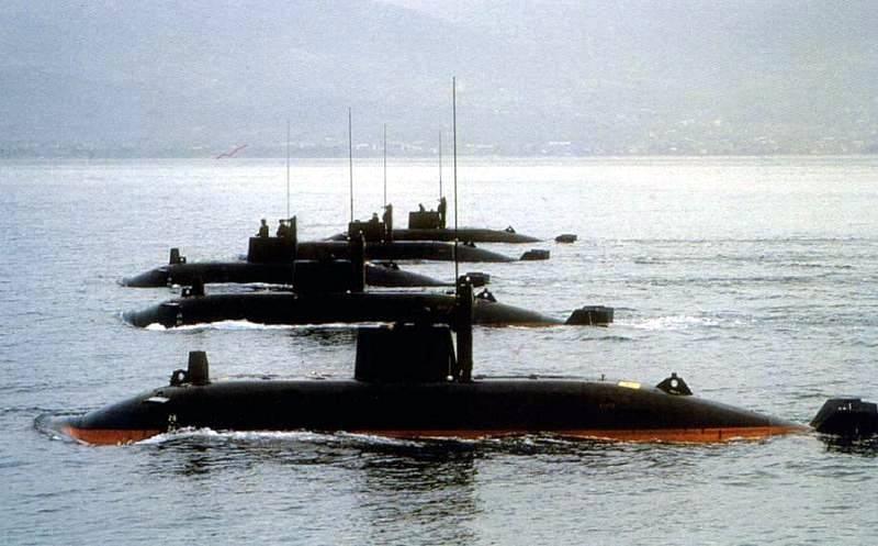 Pequenos submarinos iugoslavos do tipo Una