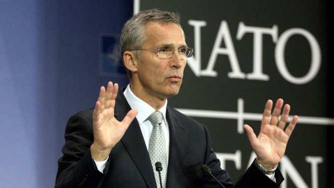 Stoltenberg a décidé une fois de plus de parler de la nature défensive de l'OTAN?