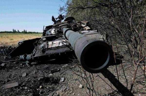 """Лейтенант ВСУ рассказал о том, как """"уничтожал российский танк"""""""