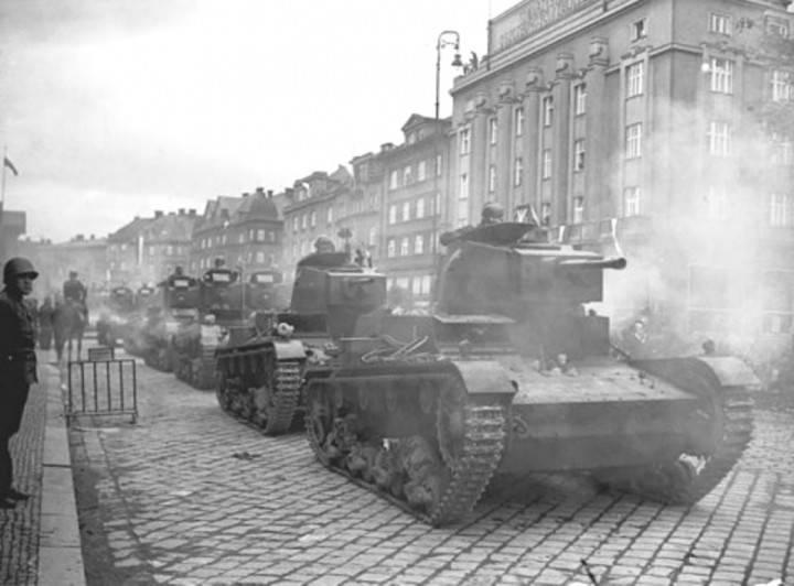 Как Польша была союзником Гитлера
