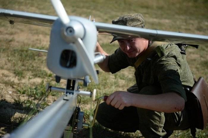 A primeira munição para UAVs de choque apareceu na Federação Russa