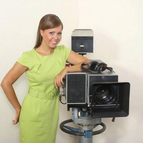 En Ucrania, la periodista del Primer Canal Anna Kurbatova secuestrada