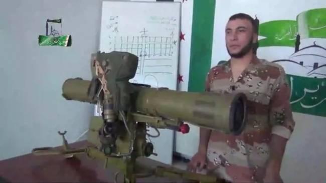 Каналы поставок оружия из Белоруссии сирийским боевикам