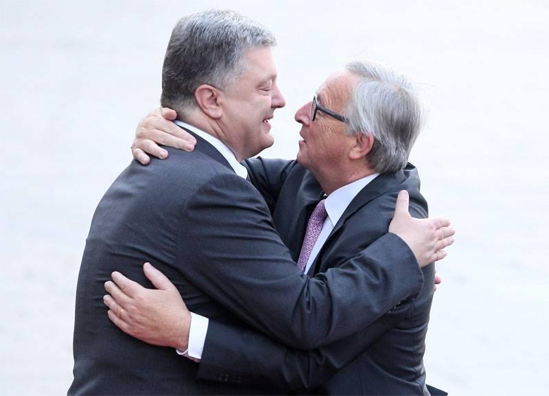 Kiev exige esclarecimentos da CE sobre as declarações de Juncker sobre a Ucrânia