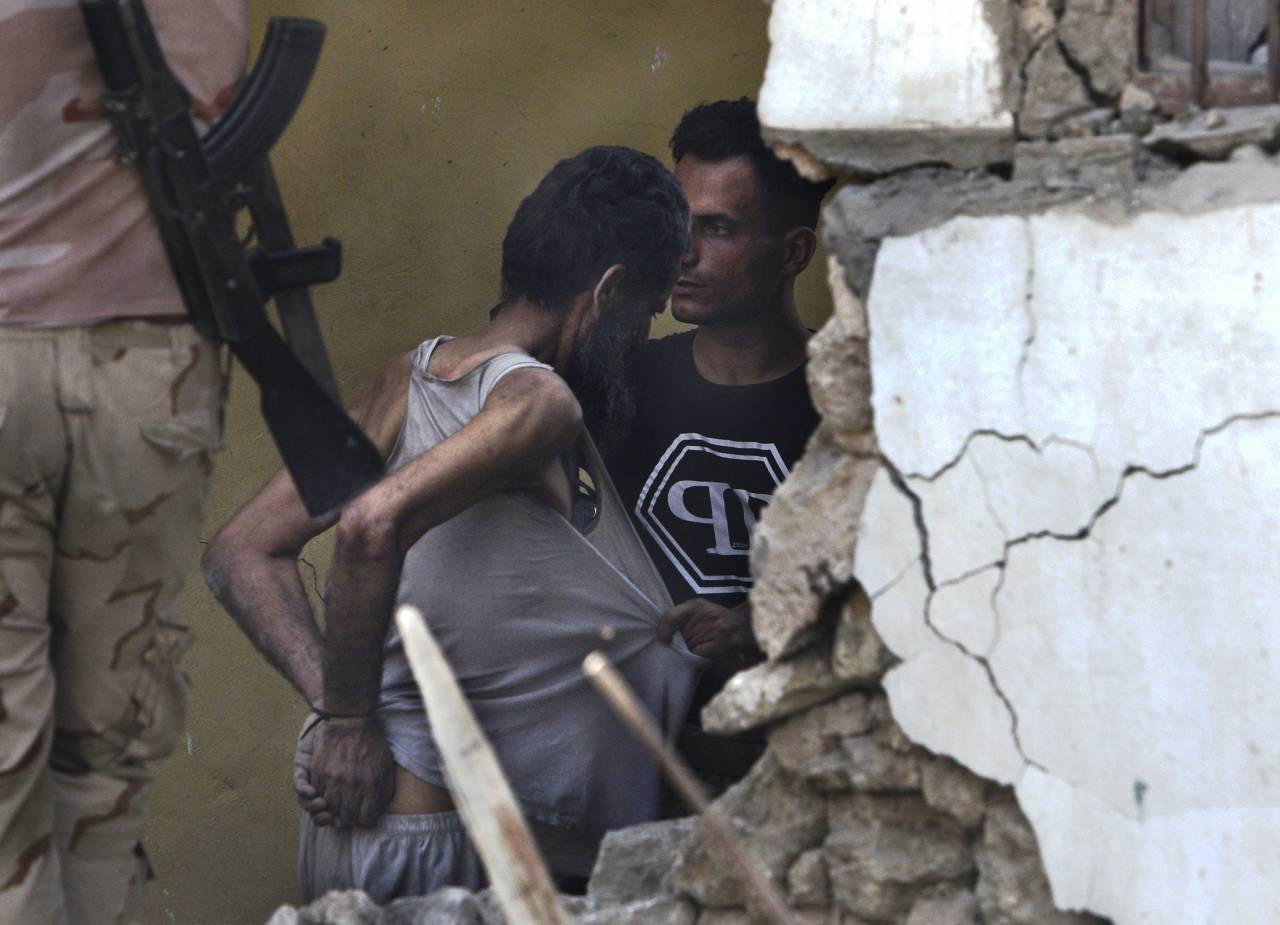 Командующий коалиционными силами: Лидер «ИГ» Абу Бакр аль-Багдади все еще живой