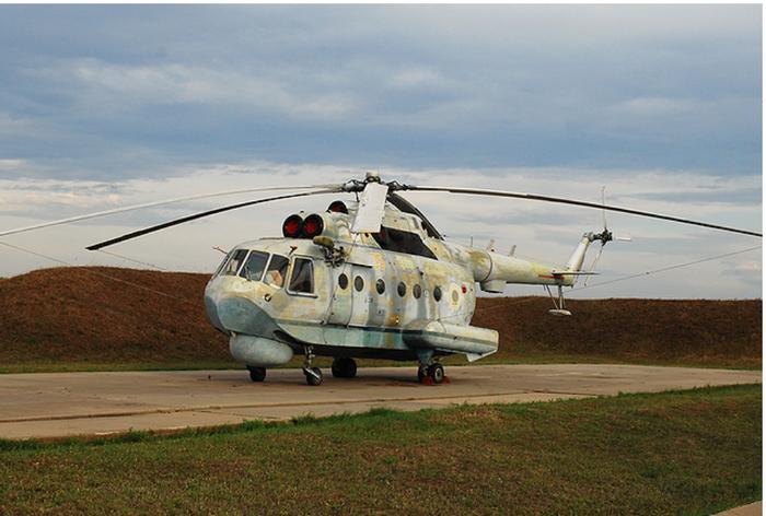 Украинские ВМС получат три восстановленных вертолета Ми-14ПЛ