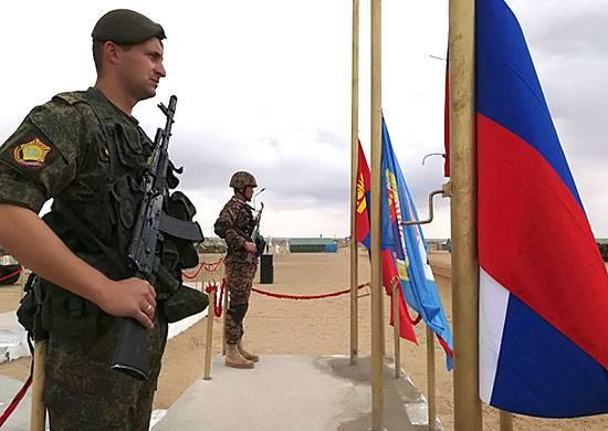 O ensino de Selenga-2017 começou no deserto de Gobi