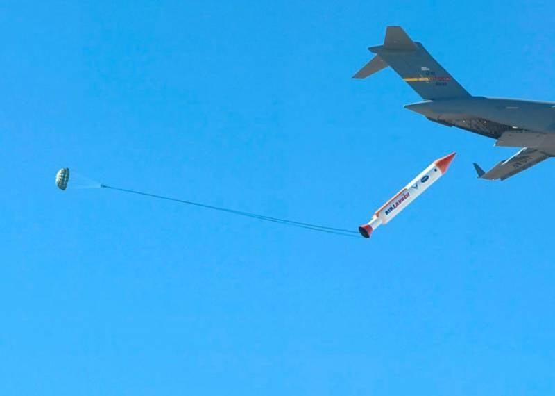 Некоторые соображения старого артиллериста про воздушный запуск МБР