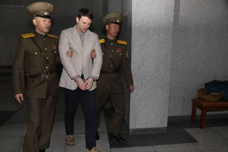 Госдеп призвал американцев покинуть КНДР