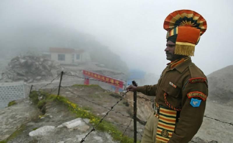КНР заявляет об исходе терпения на действия Индии