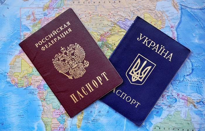 Uma lei entrou em vigor simplificando a renúncia à cidadania da Ucrânia