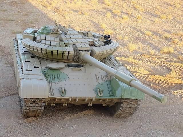 Trabalho de projeto experimental do IG no campo da proteção de veículos blindados