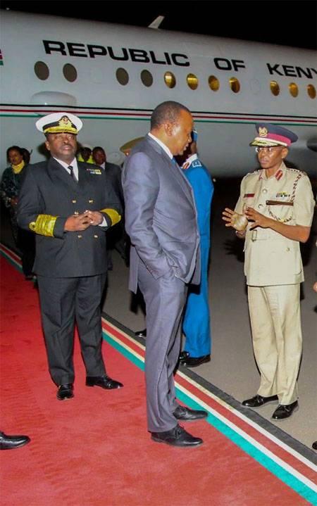 Pela primeira vez na história do Quênia, os resultados das eleições presidenciais são cancelados.