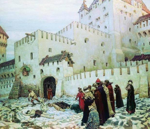 Иван Грозный был одним из самых гуманных правителей Европы