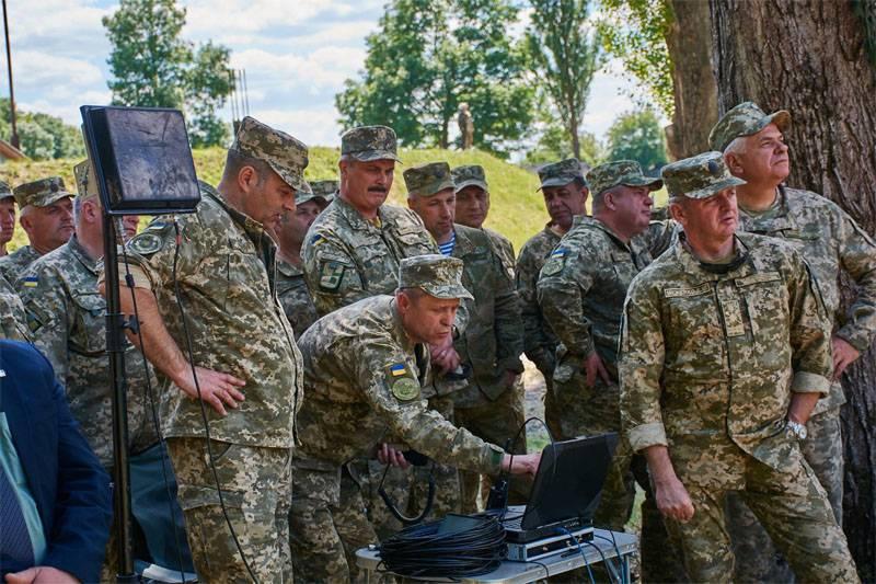 """Em resposta a """"West-2017"""" a Ucrânia terá """"estabilidade inabalável"""""""