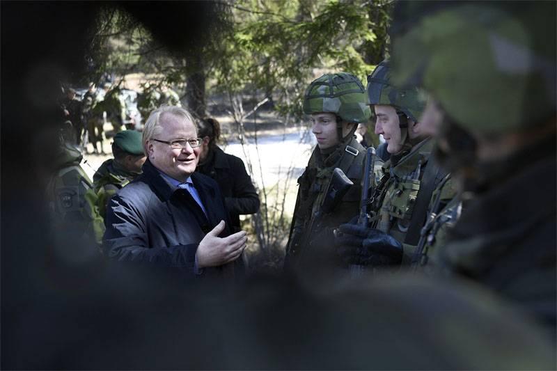 Mídia ocidental: o Pentágono está insatisfeito com a Suécia