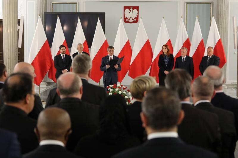 Polônia: a Rússia deve nos pagar reparações pelo contrato 1921 do ano