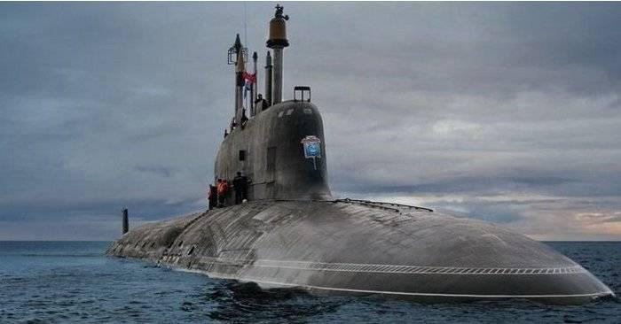 Mídia: NATO perdeu o mais novo submarino russo nas águas da Noruega