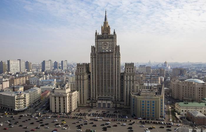 Москва вручила Вашингтону ноту протеста из-за готовящихся обысков