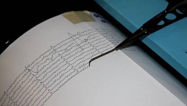 RPDC registrou um terremoto que poderia ser causado por testes nucleares