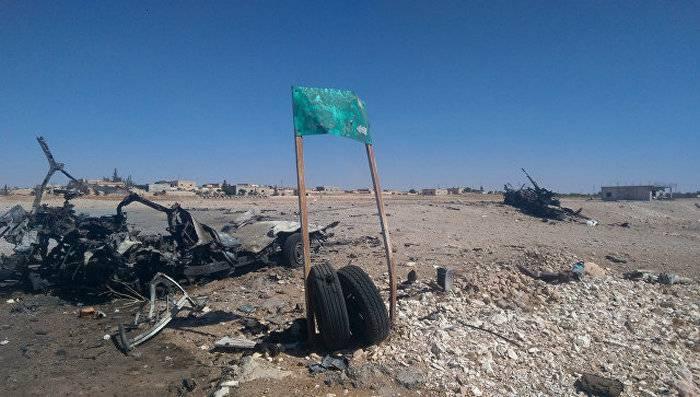 Coligação dos EUA anunciou a eliminação dos militantes 85 IG * na Síria