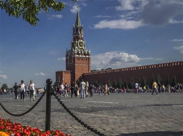 Кремль о ситуации с консульствами в США: Это попрание международного права