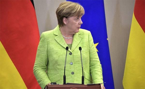 Меркель: Турции не место в составе ЕС