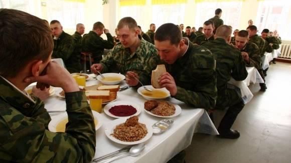 Ehemaliger Nachprodov Southern Military District des Betrugs beschuldigt