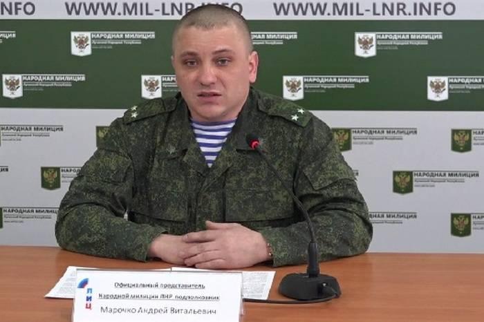 O oficial de segurança de Kiev foi morto quando o BMP foi explodido em uma mina instalada pelas forças armadas ucranianas