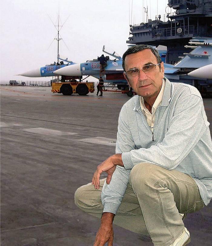 O criador dos porta-aviões soviéticos trabalhará na China