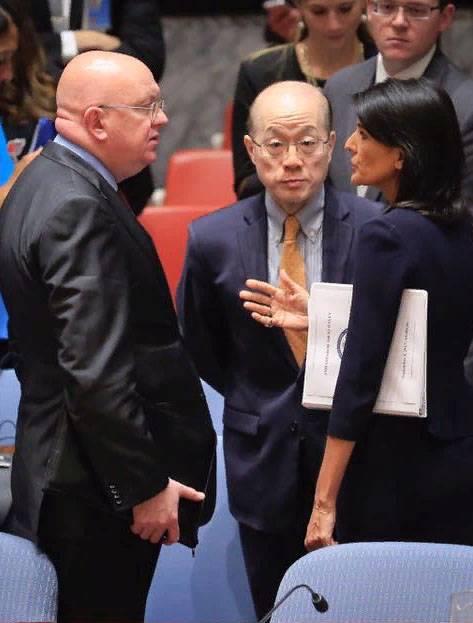 Representante Permanente dos EUA para as Nações Unidas: Pyongyang apenas implora por guerra