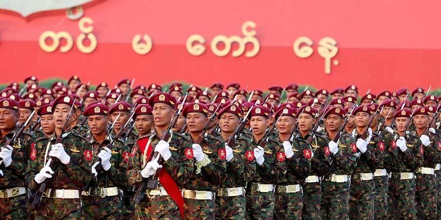 Гомосексуализм в бирме