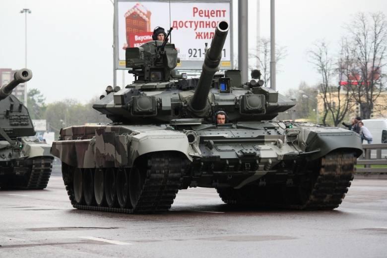 The National Interest о танках Т-90 и M1 Abrams