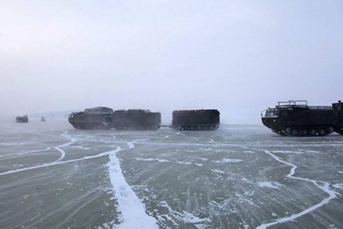 Минобороны заказало мобильные атомные реакторы для Арктики