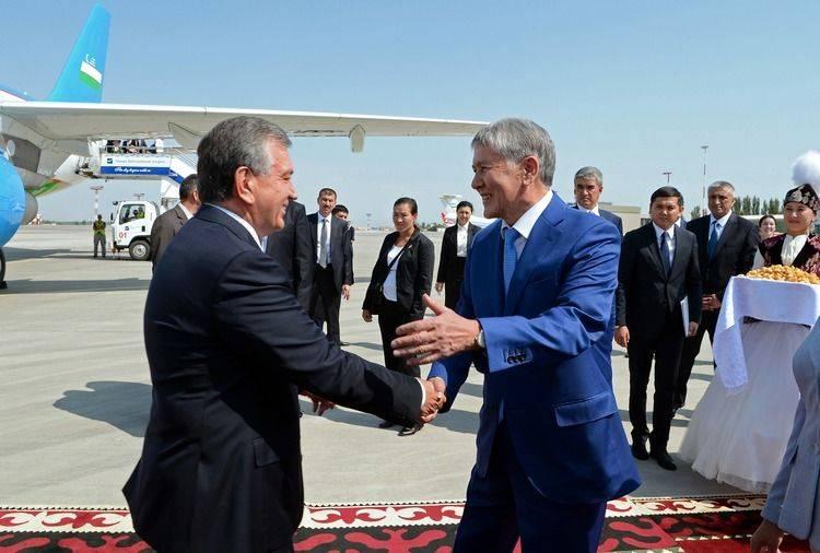 Avanço nas relações entre o Uzbequistão e o Quirguizistão