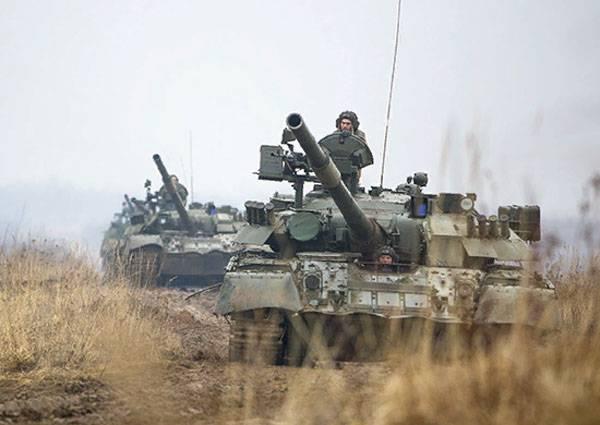 """""""West-xnumx"""". Para esmagar a OTAN por uma divisão ..."""