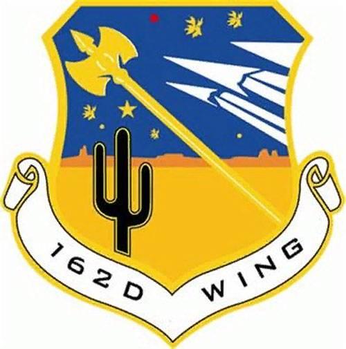 Истребитель F16 разбился вАризоне