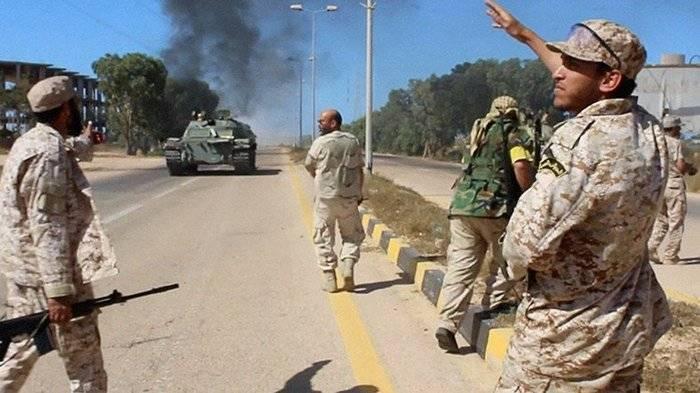Ливийская армия нанесла авиаудары по позициям ИГ* под Сиртом