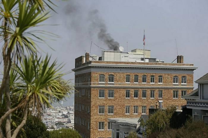 EUA fecham consulado russo em São Francisco