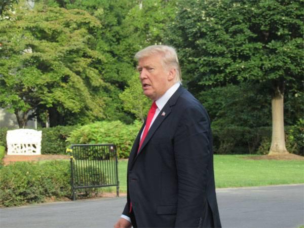 Trump apoiou a iniciativa para o próximo aumento no limite da dívida pública dos EUA
